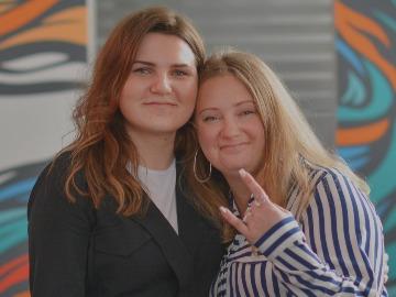 mentorship story N-iX Anna Oksiiuk Olena Grygorchuk