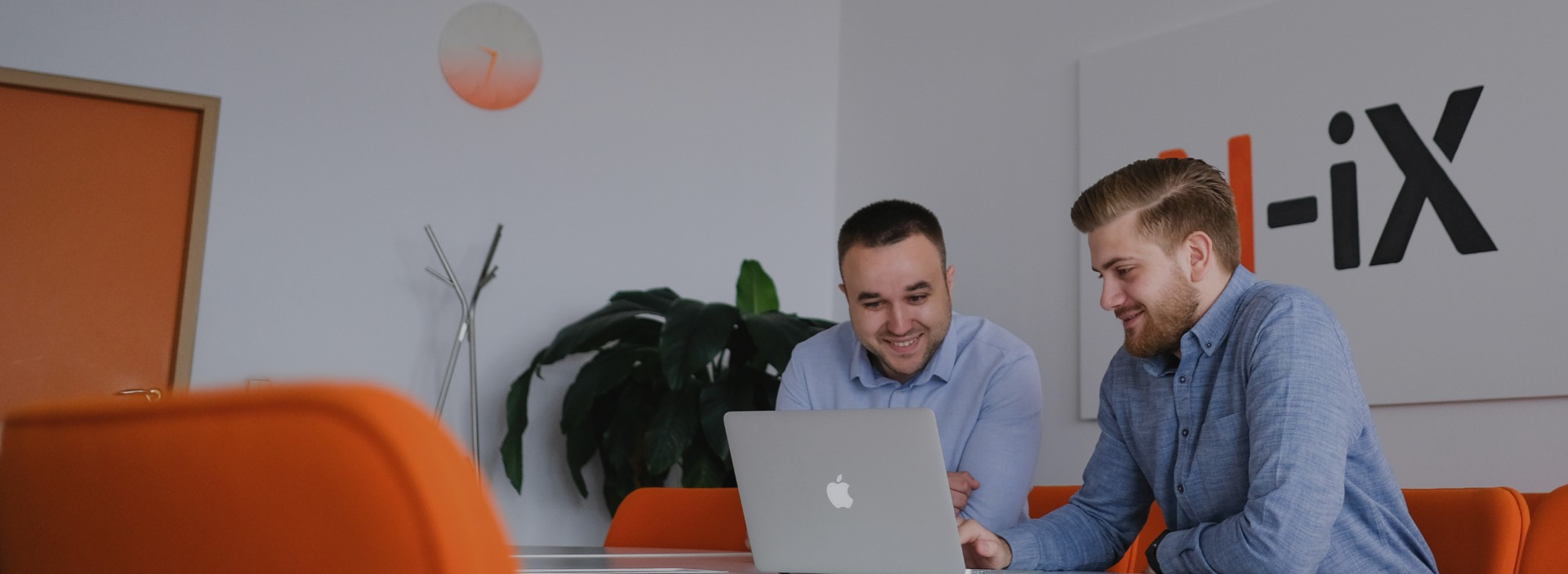 Senior-to-Senior mentorship story: Yurii and Volodymyr share experience