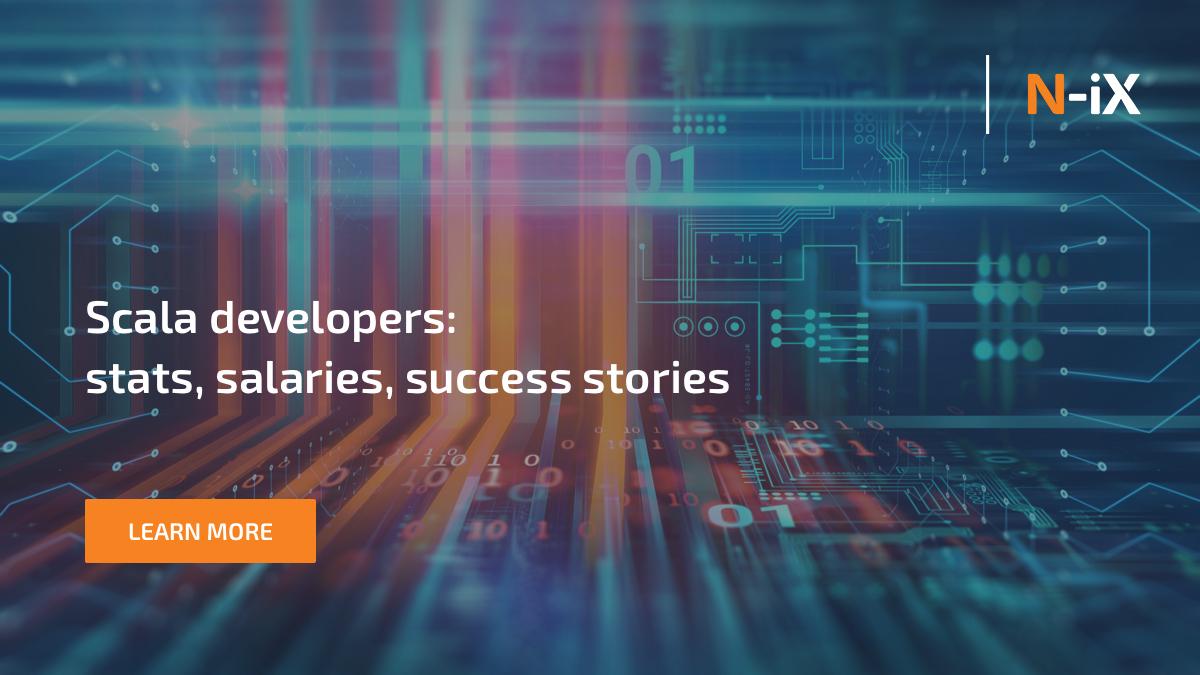 Hiring Scala developers: Stats, salaries, success stories
