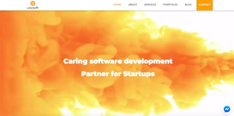 dedicated team of AI developers at Unicsoft