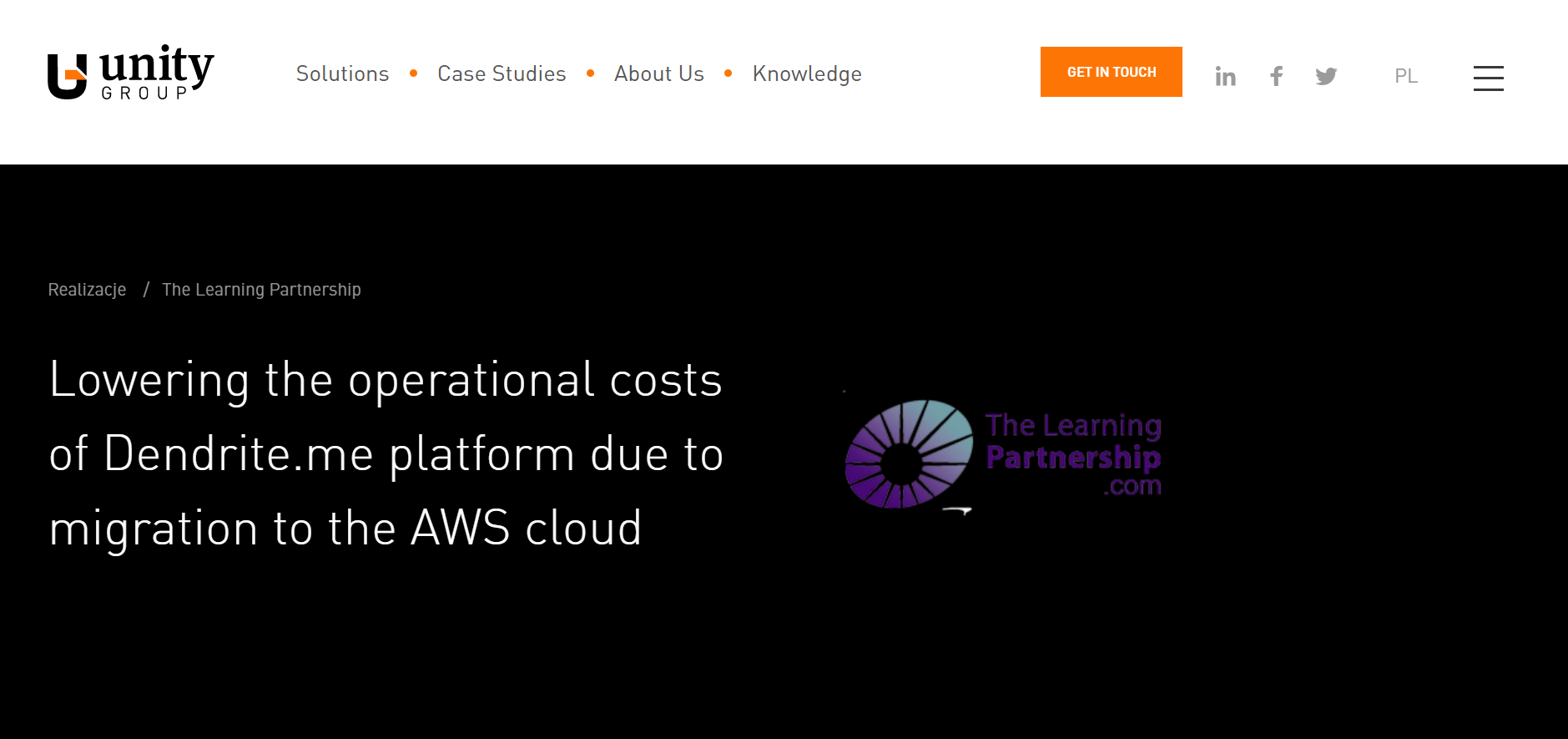 Cloud migration consulting companies Poland