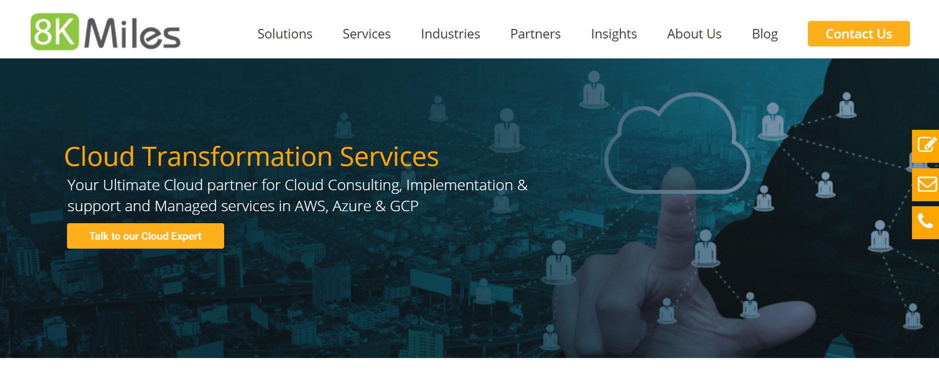 cloud migration companies in the USA