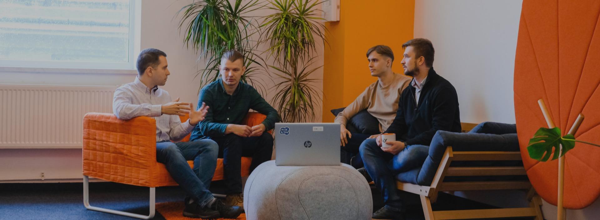 .NET community at N-iX: Engineers speak