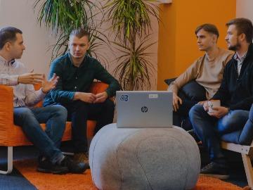 NET software engineers Ukraine
