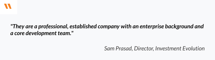 nearshore software development in Ukraine quote