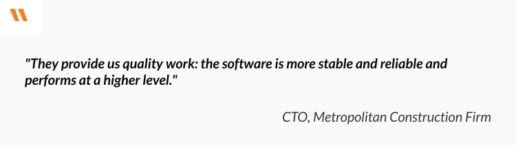nearshore software development in Europe quote, nearshore software outsourcing company