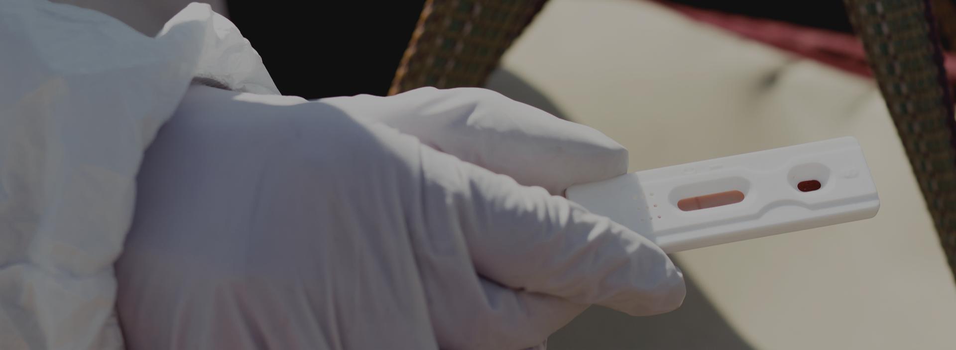 N-iX закупив 8 тисяч тестів та допомагає розробляти ІТ-рішення для боротьби з COVID-19