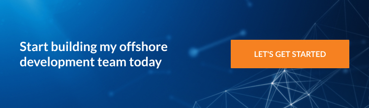 Start building your dedicated offshore team today!