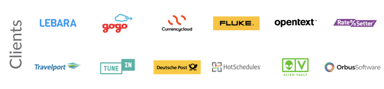 N-iX clients include well-known European, UK, and US clients