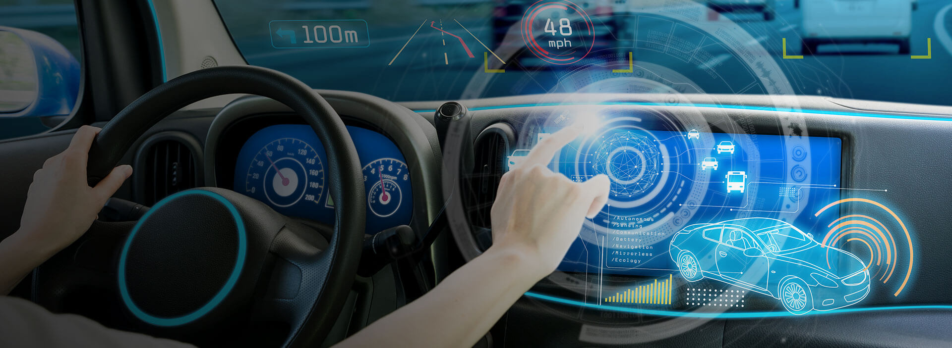 VR solution development in automotive: how it's made