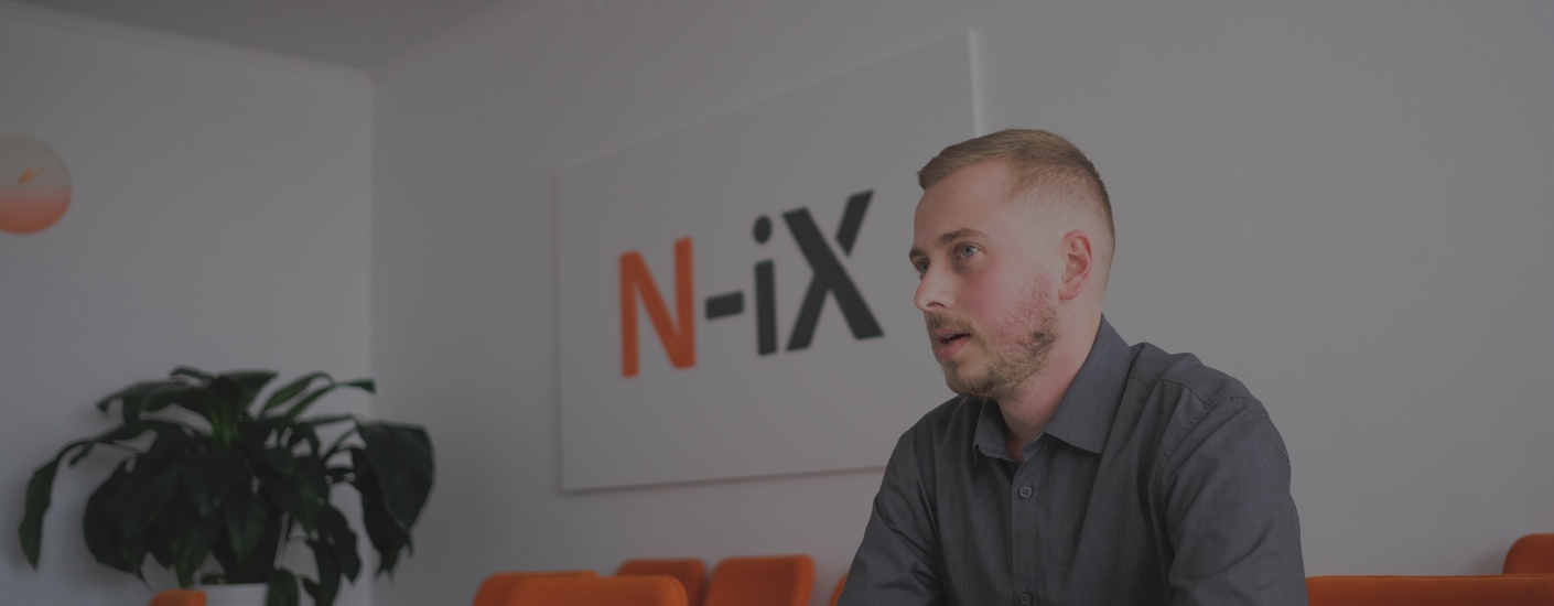 Yuriy Voloshynskyy, a Delivery Director at N-iX, on streamlining fintech product development and strategic partnerships