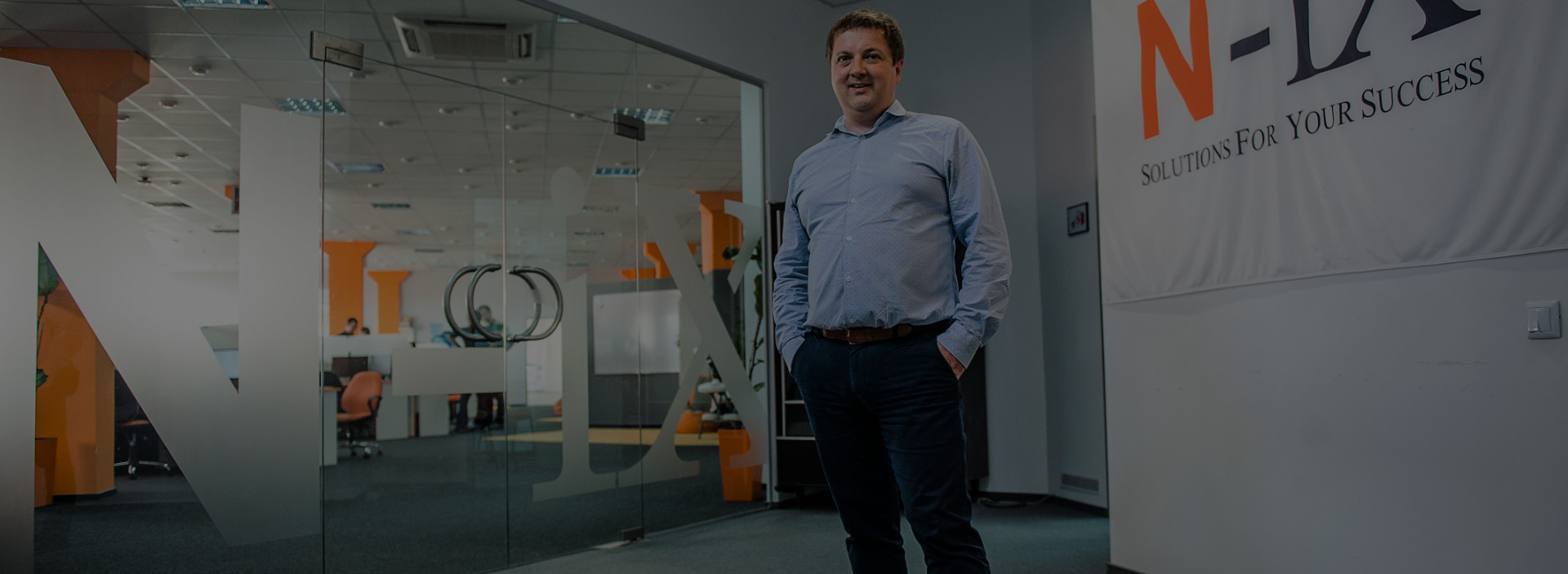 """N-iX founder Andrew Pavliv: """"The IT industry is raising a conscious middle class with good earnings. """""""