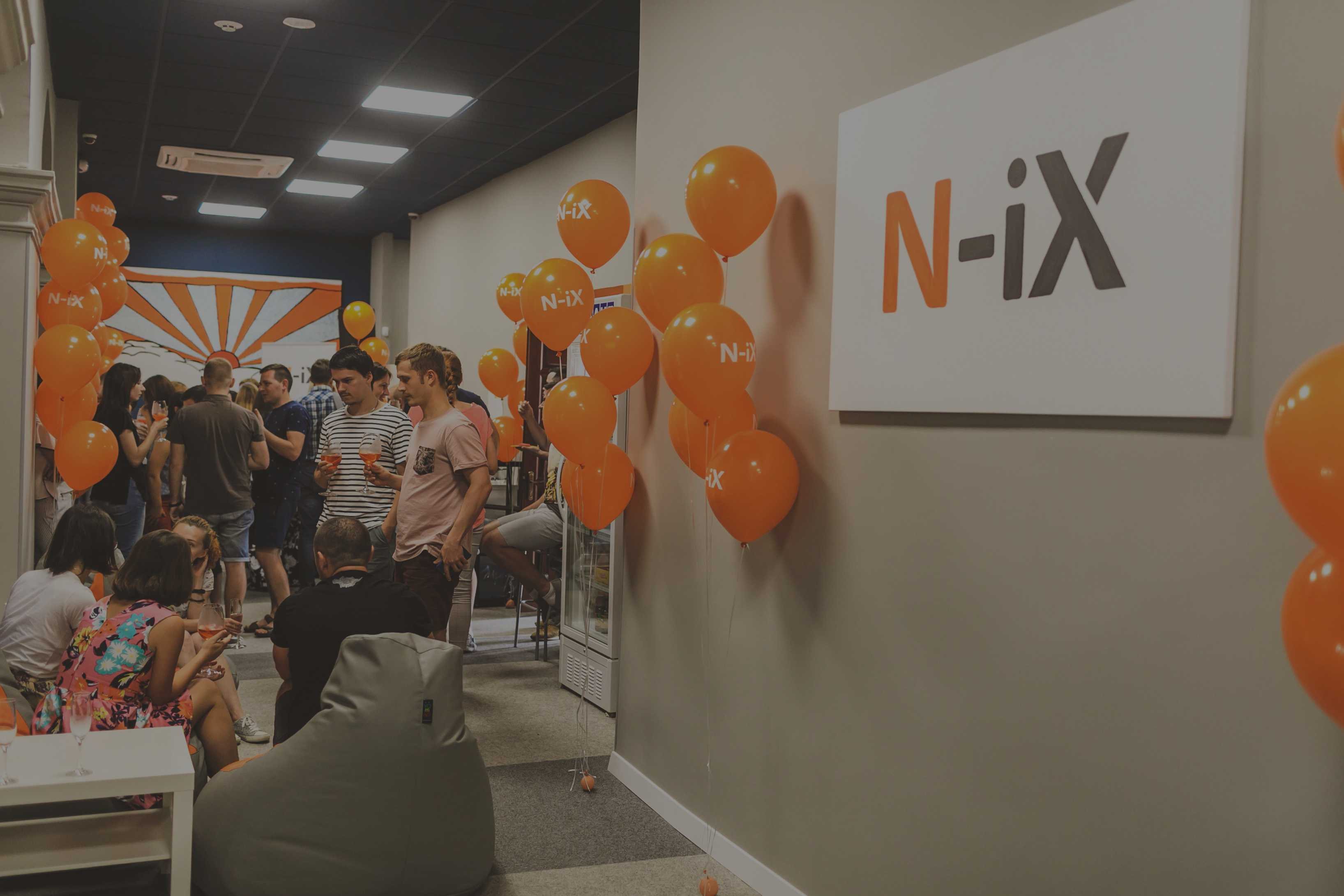 Creative Crossroad: New N-iX Office in Lviv
