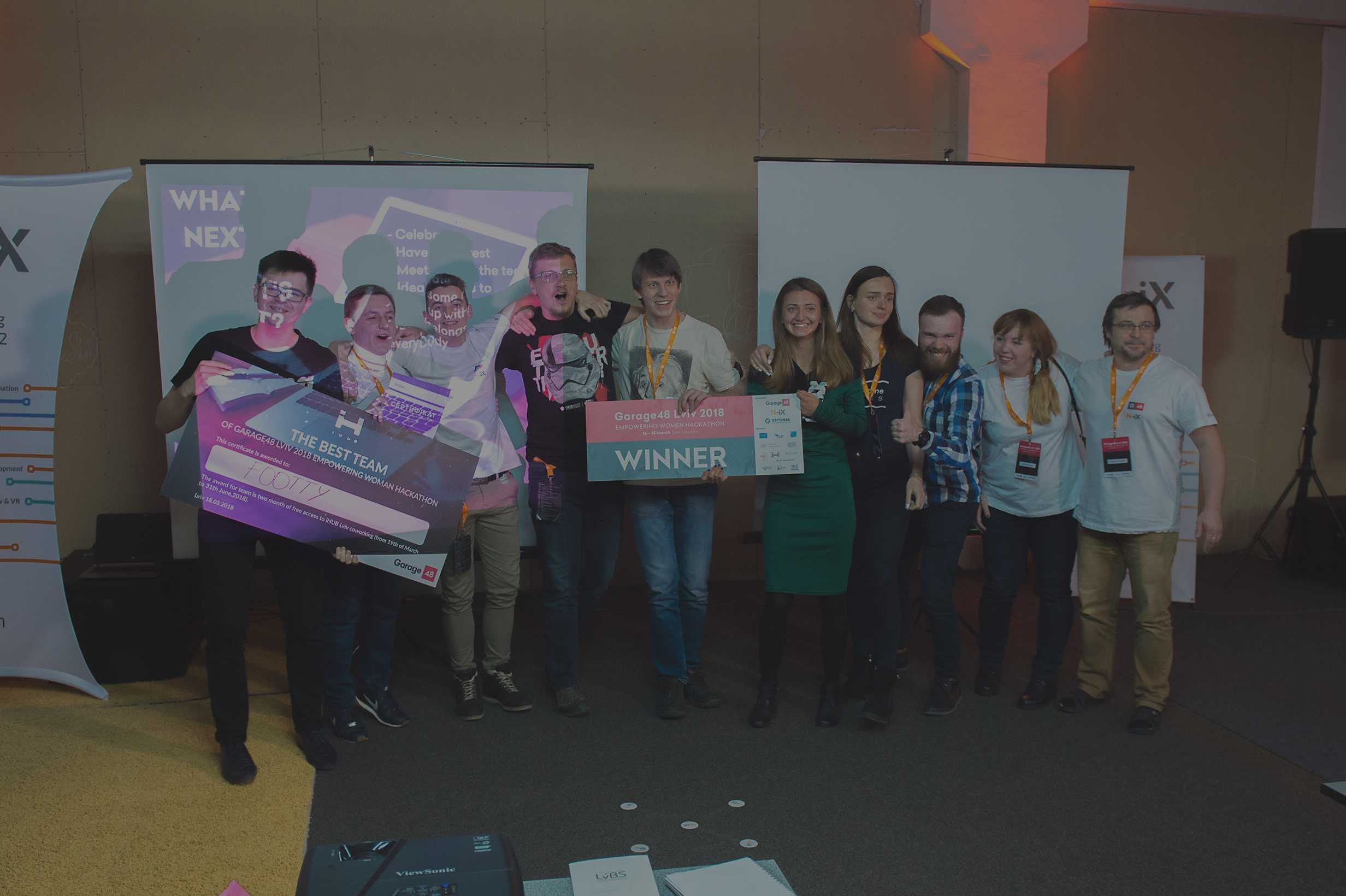Meet Garage48 Hackathon: Empowering Women – Estonia 100 Edition @ N-iX