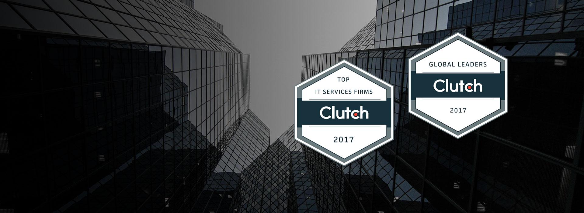 N-iX Named Clutch Global Leader 2017