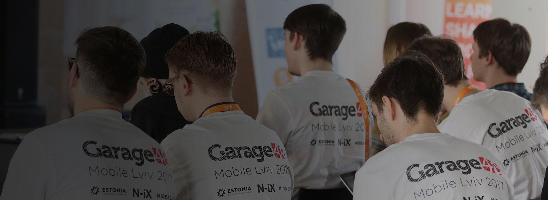 Garage48 Mobile Hackathon at N-iX: Build & Fund a Startup in 48 Hours