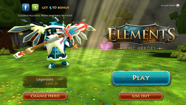 elements beta