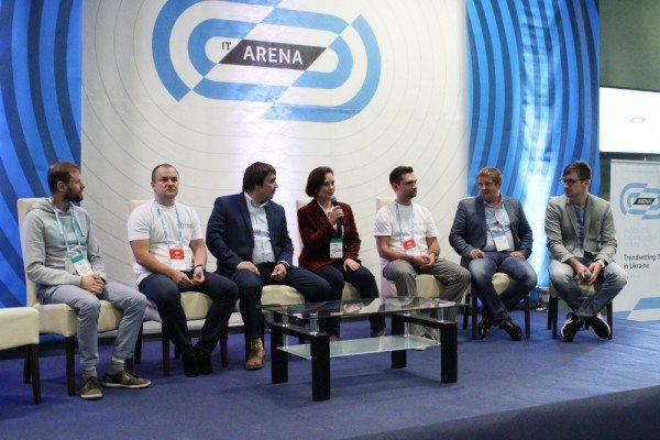 Lviv IT Arena. A. Pavliv