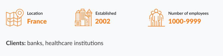 big data analytics companies Europe (France)