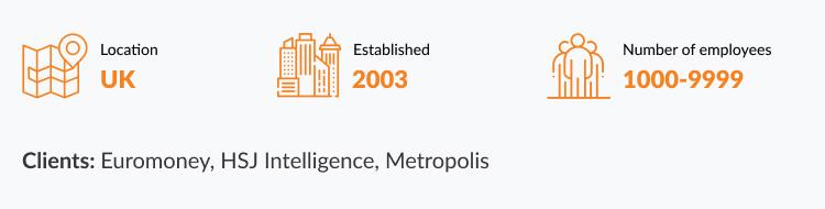 big data analytics companies in Europe (UK)