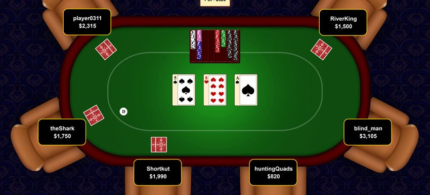 Online Poker by Playtech game company
