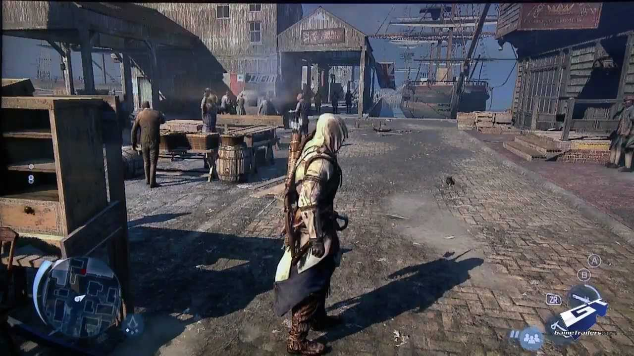 Assassin's Creed: Ubisoft game company