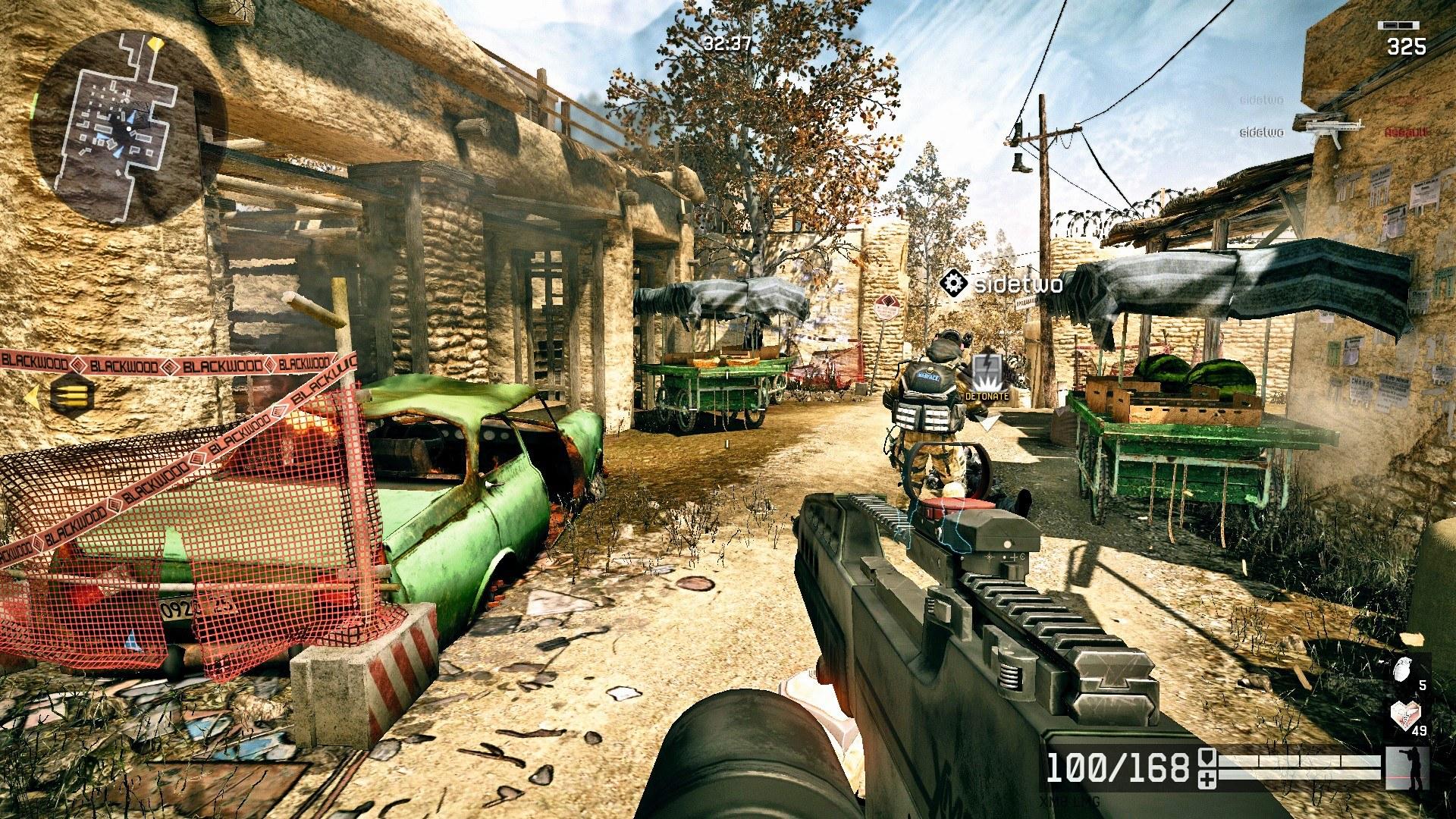 Warface by CRYTEK game development company