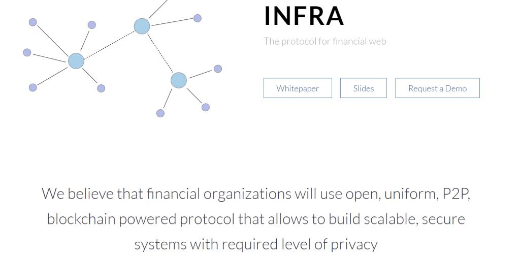 Infra screenshot