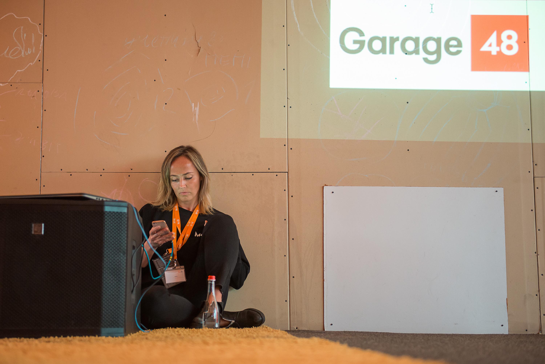 garage48 empowering women hackathon N-iX