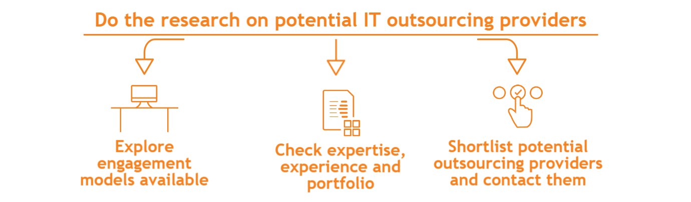 Finding the Best IT Outsourcing Company Eastern Europe - Research
