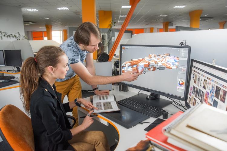 outsourcing game development in ukraine