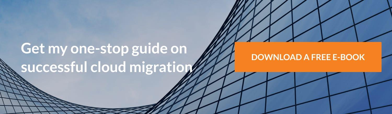 e-book on cloud migration