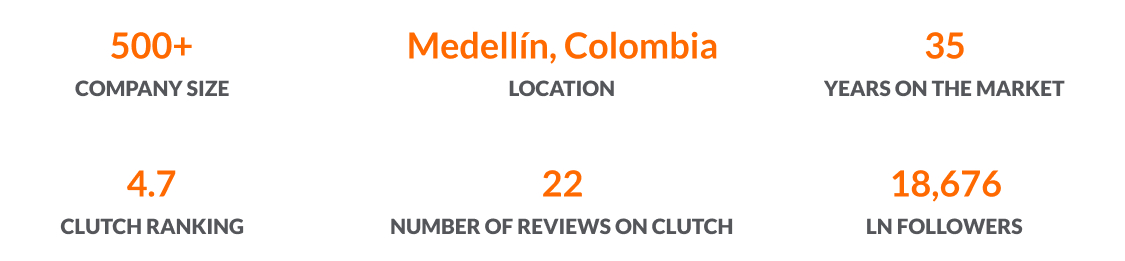 One of the top cloud consulting companies in Colombia