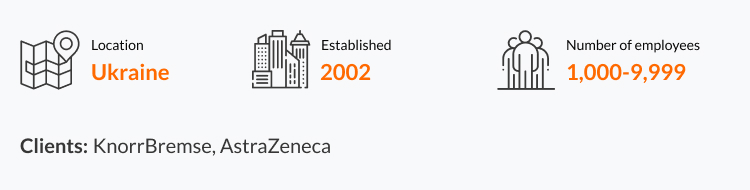 data analytics consulting companies in Ukraine