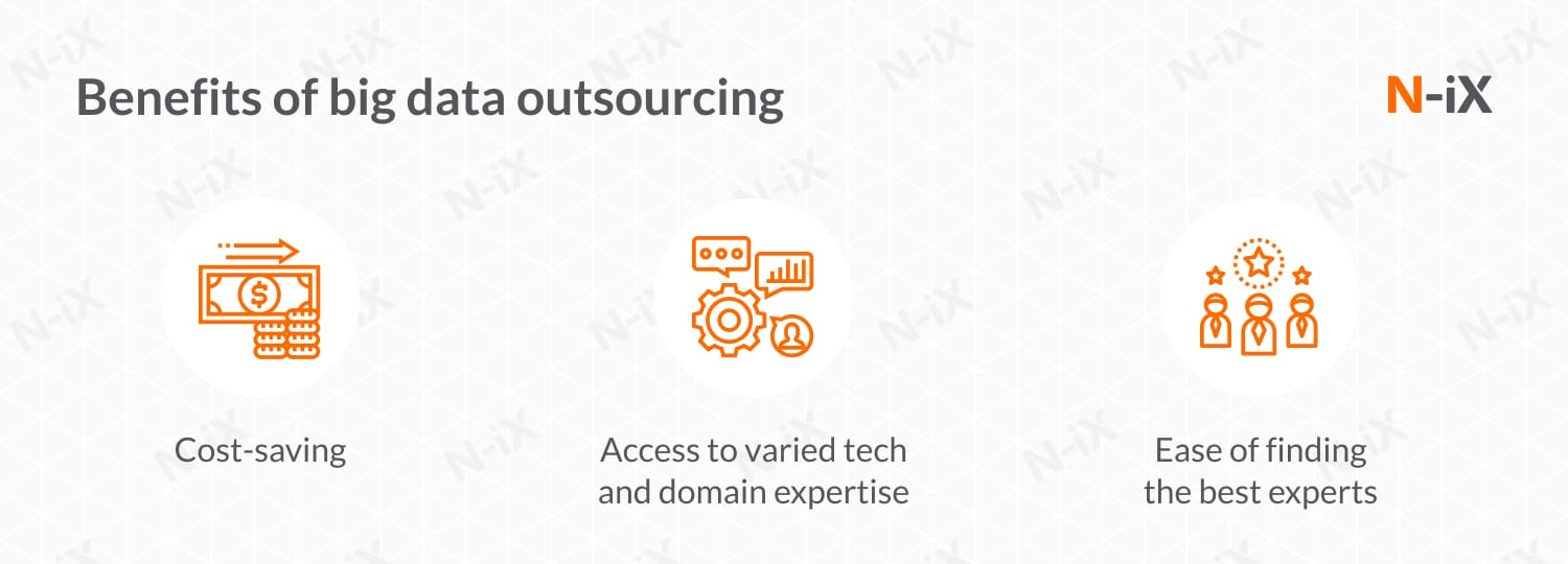 big data outsourcing benefits