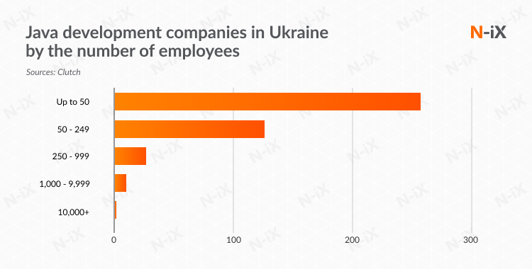 Java development companies in Ukraine