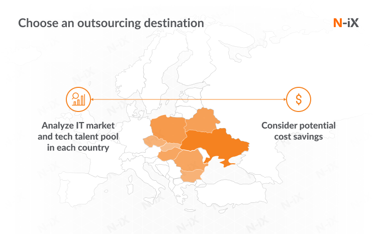 How to choose the best IT outsourcing company in Eastern Europe