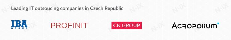 IT outsourcing companies in Europe: Czech Republic