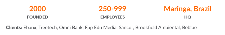 An IT outsourcing company from South America