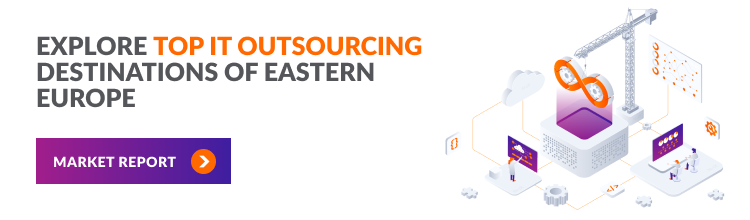 Explore best destinations before choosing the top It outsourcing company