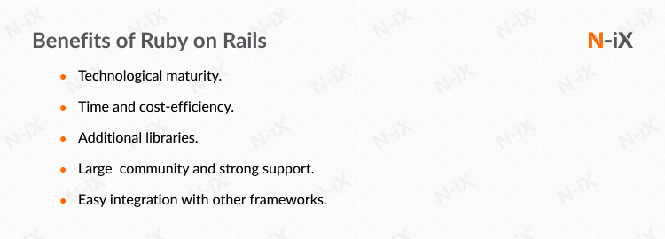 Benefits of RoR and how it affects rails outsourced development