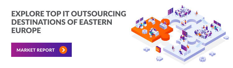 Learn more about other IT outsourcing destinations in Eastern Europe